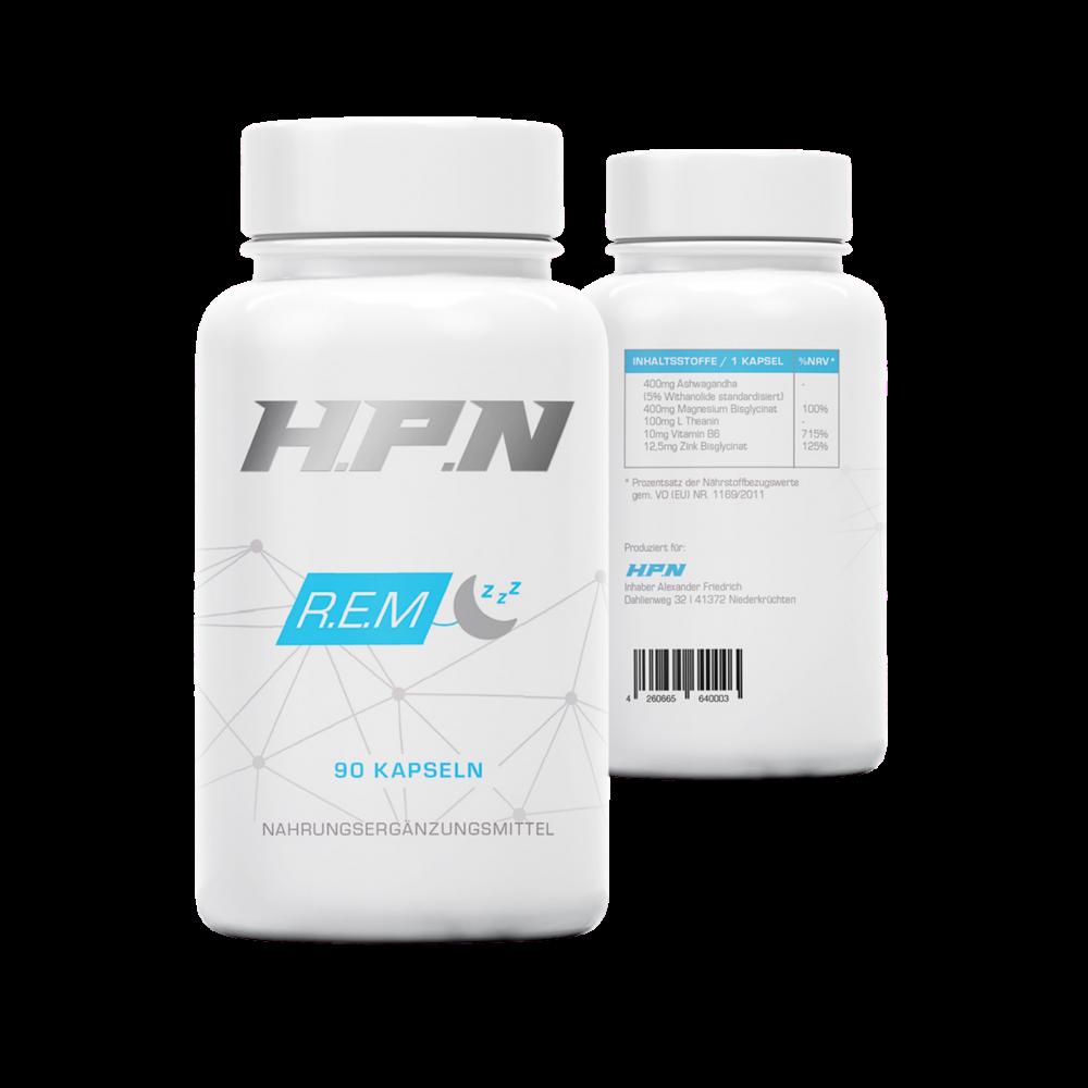 HPN - R.E.M – 90 Kapseln