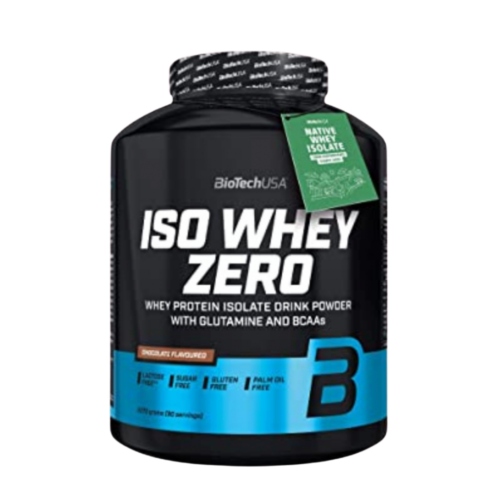 BiotechUSA - Iso Whey Zero Protein Isolat