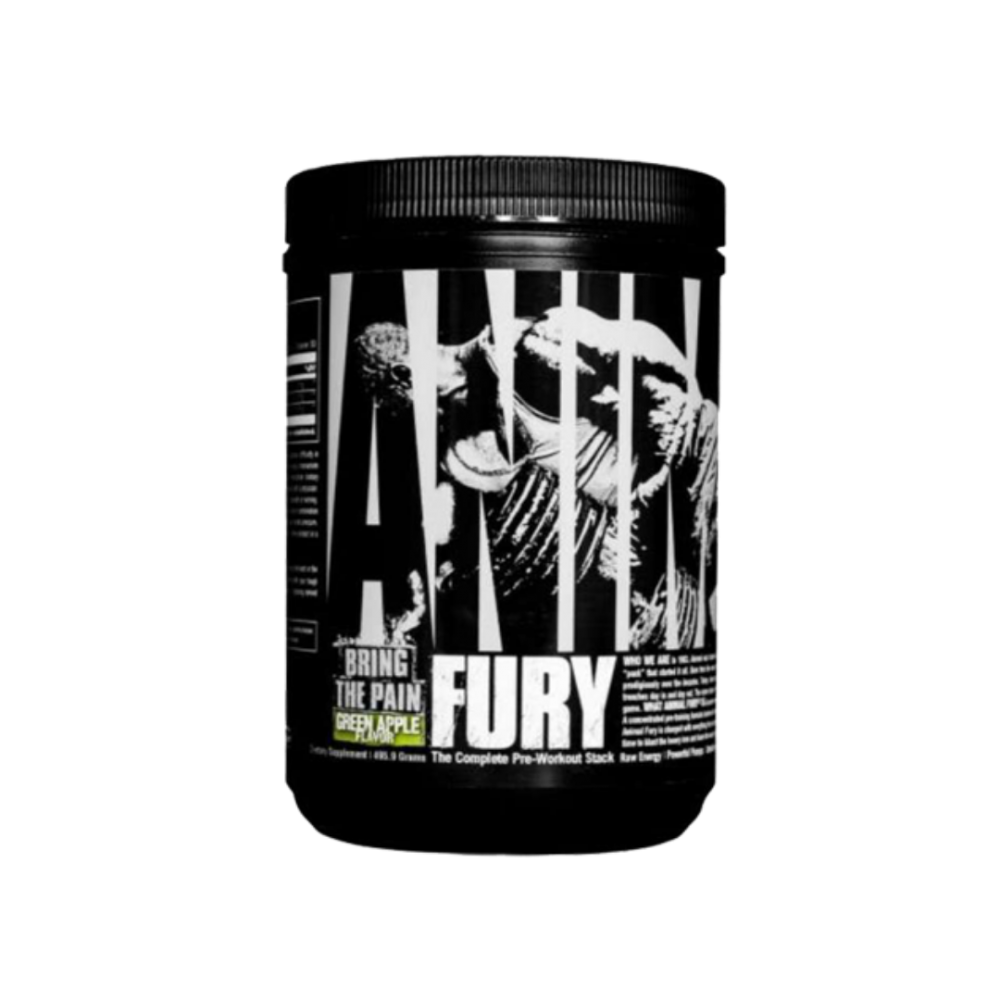 Universal - Animal Fury