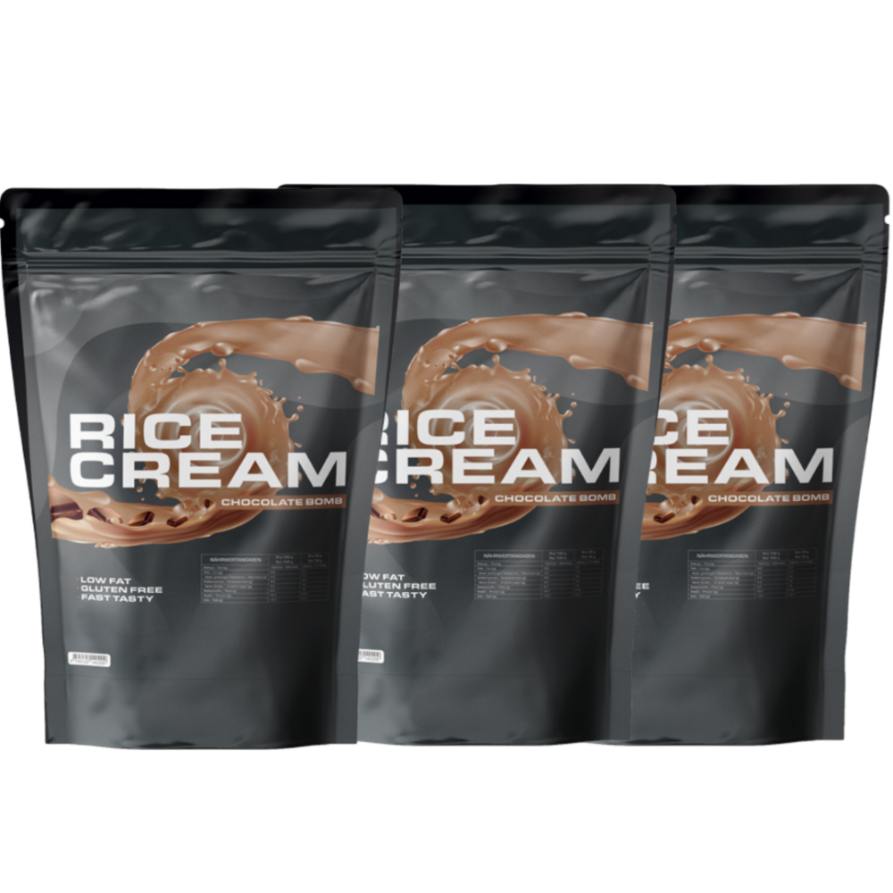 Rice Cream - Pure (ohne Whey)