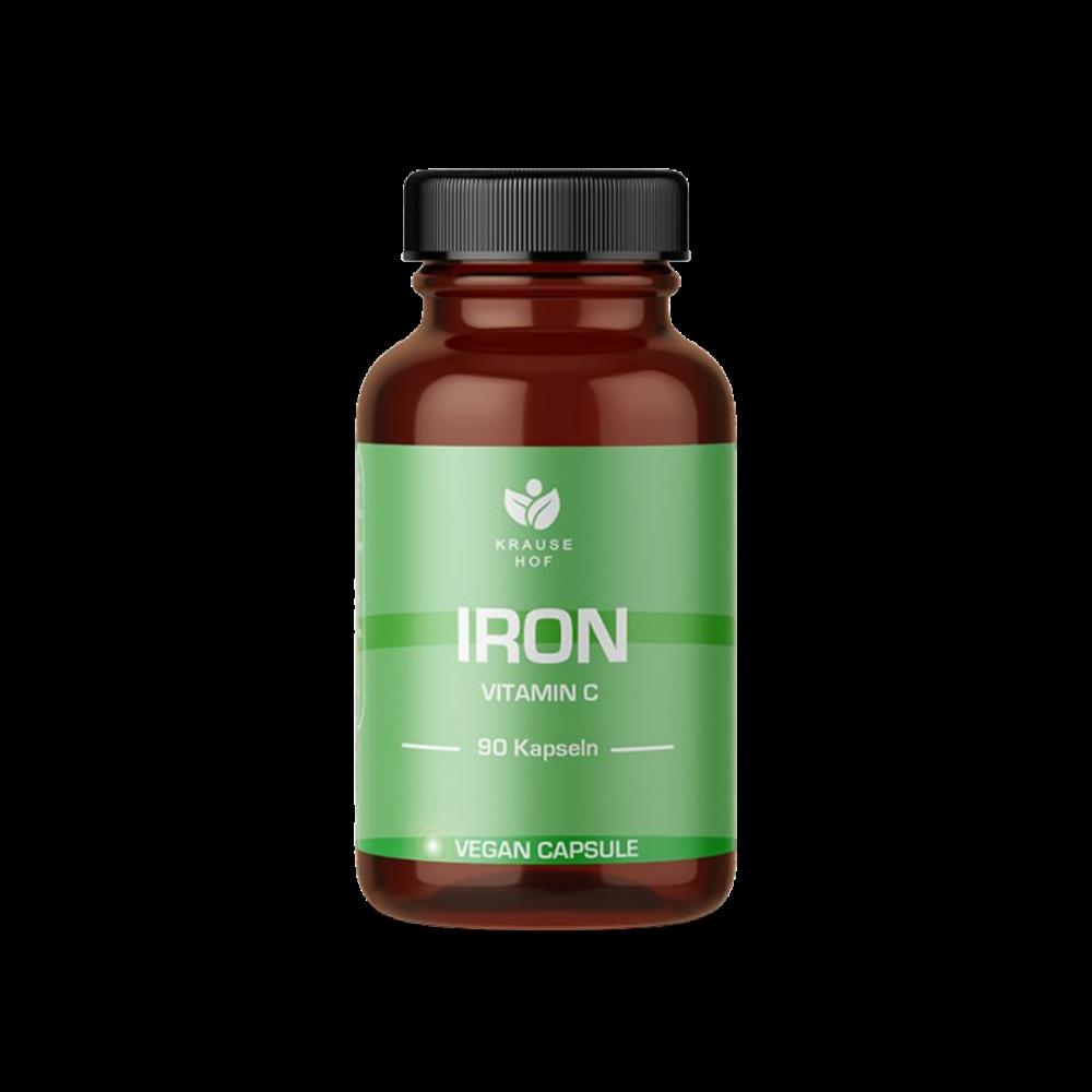 Krause Hof - Iron + Vitamin C