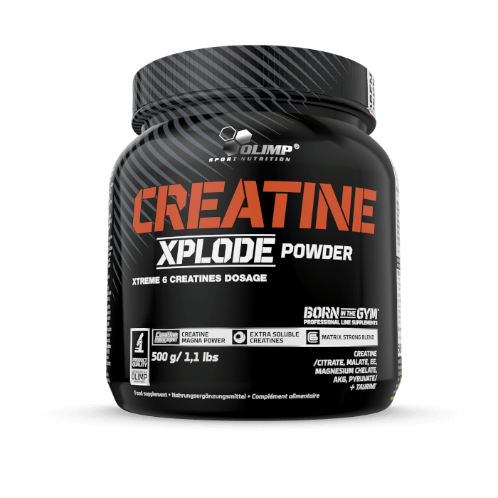 Olimp - Creatin Xplode Powder