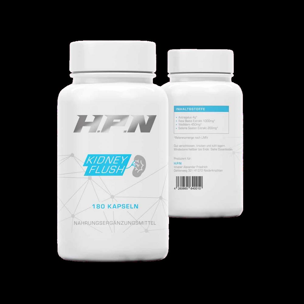 HPN - Kidney-Flush 180 Kapseln