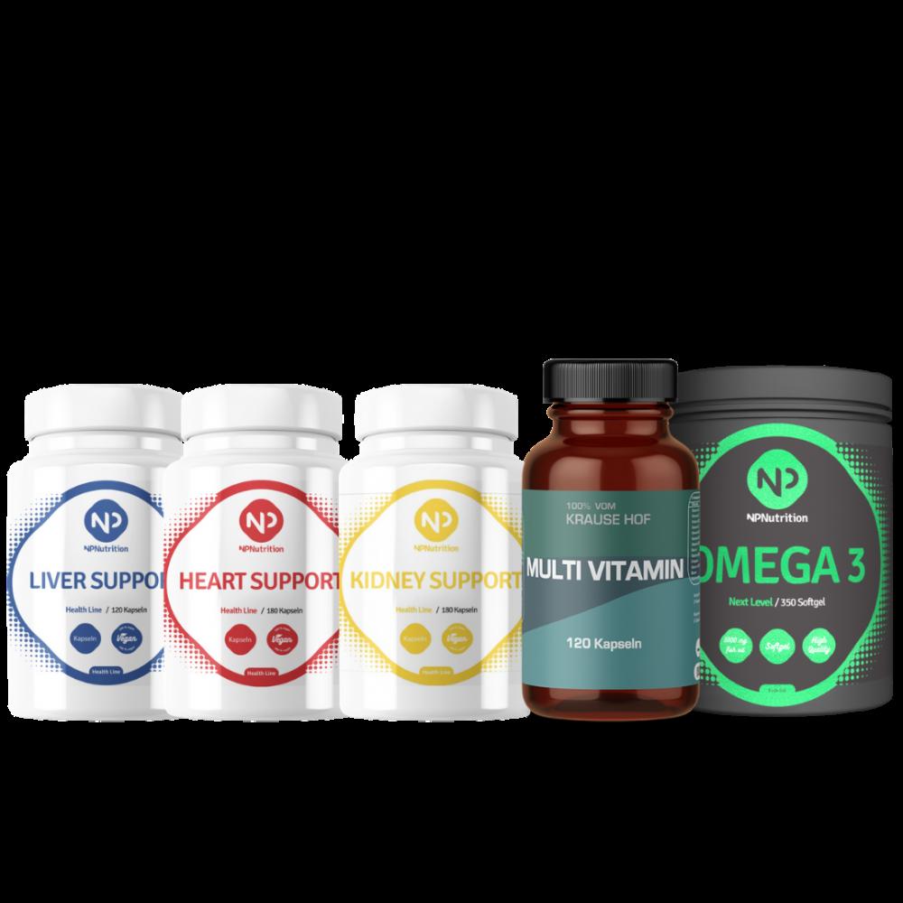 NP Nutrition - Paket Gesundheit