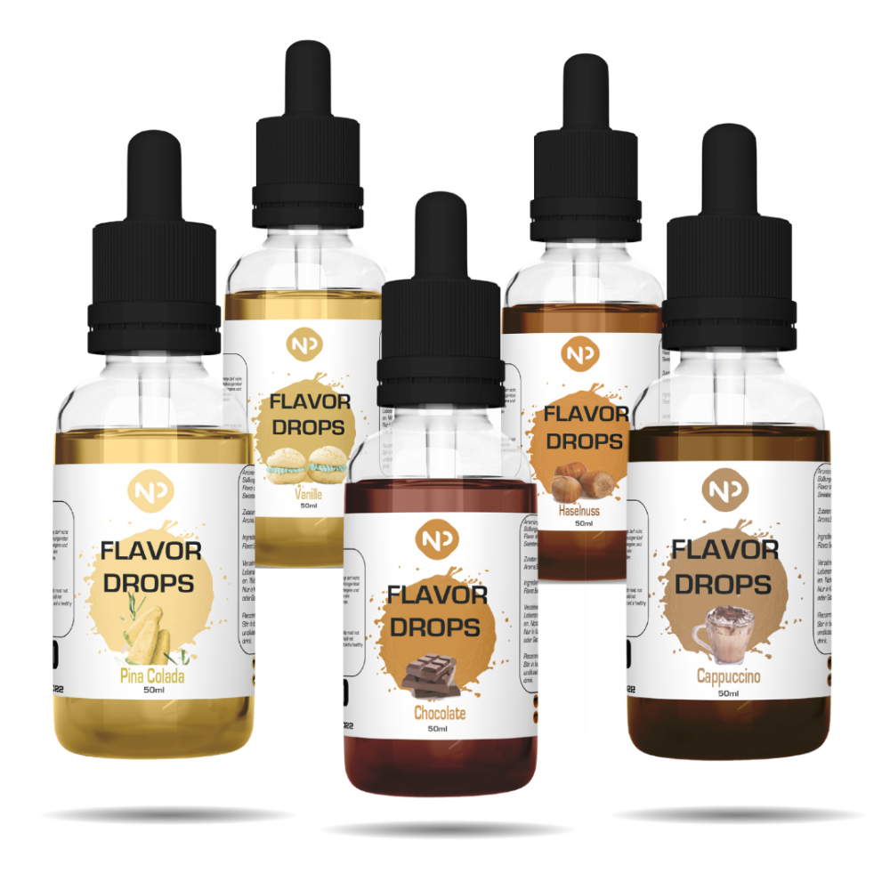 NP Nutrition - Flavor Drops