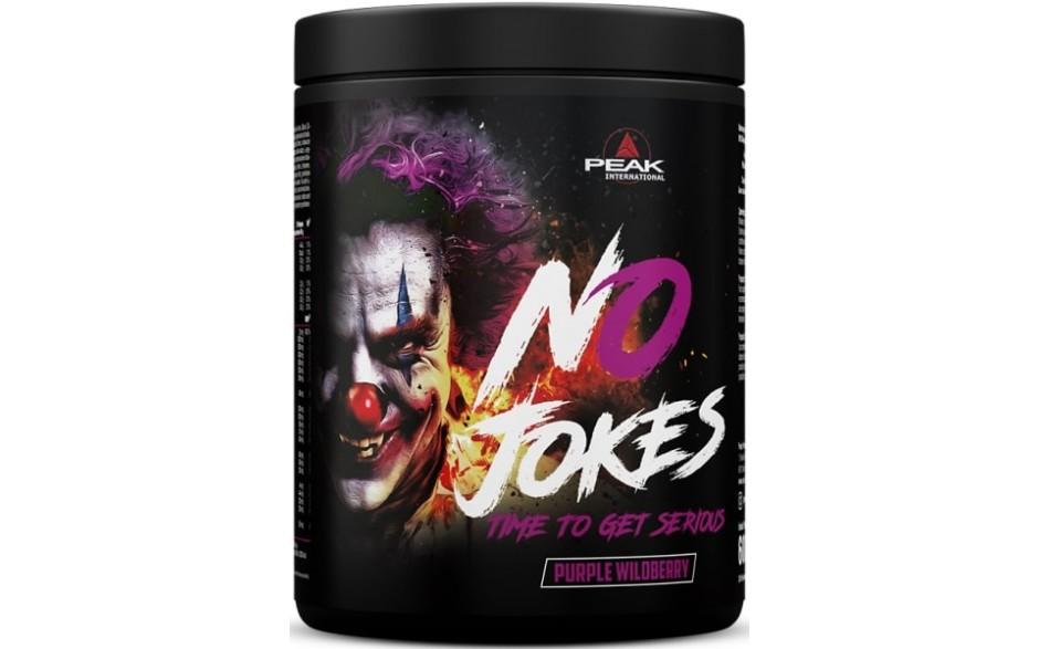 Peak - No Jokes
