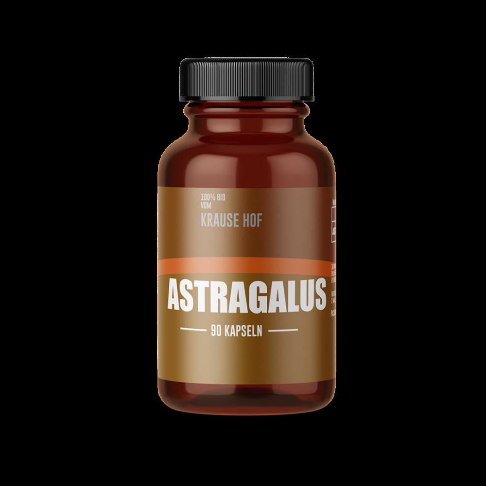 Krause Hof - Astragalus Extrakt 10:1 - 90 Kapseln - 600mg