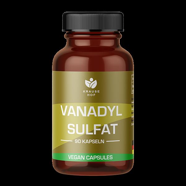 Krause Hof - Vanadium Sulfat