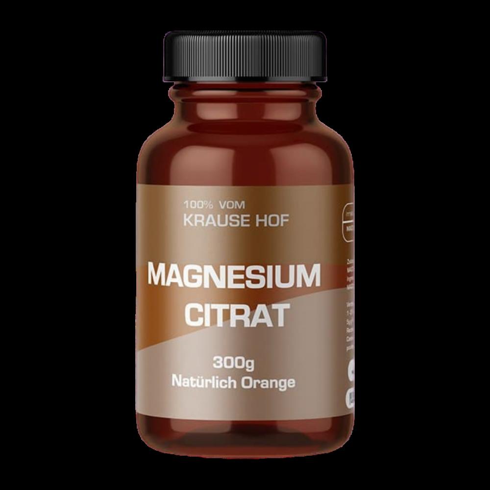 Krause Hof - Magnesium Citrat Pulver