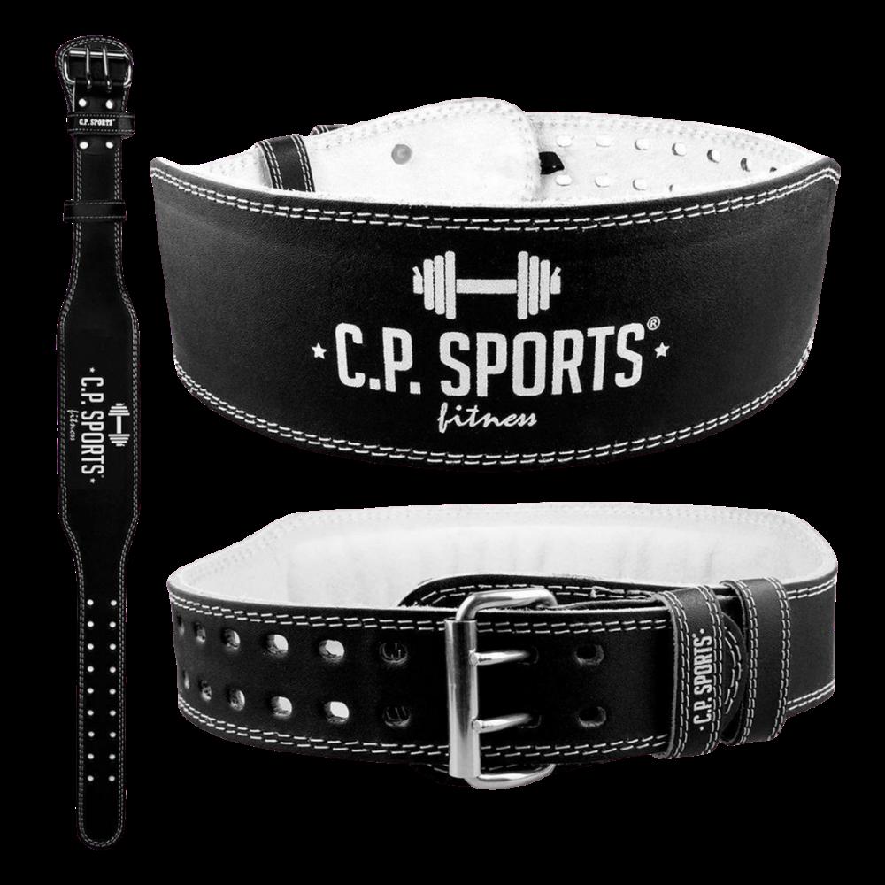 C.P. Sports - Gewichthebergürtel Leder