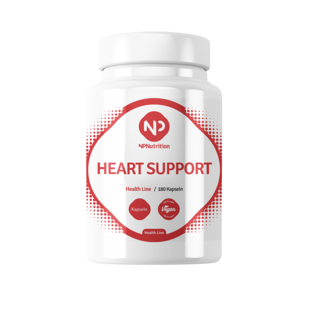 Np Nutrition - Heart Support