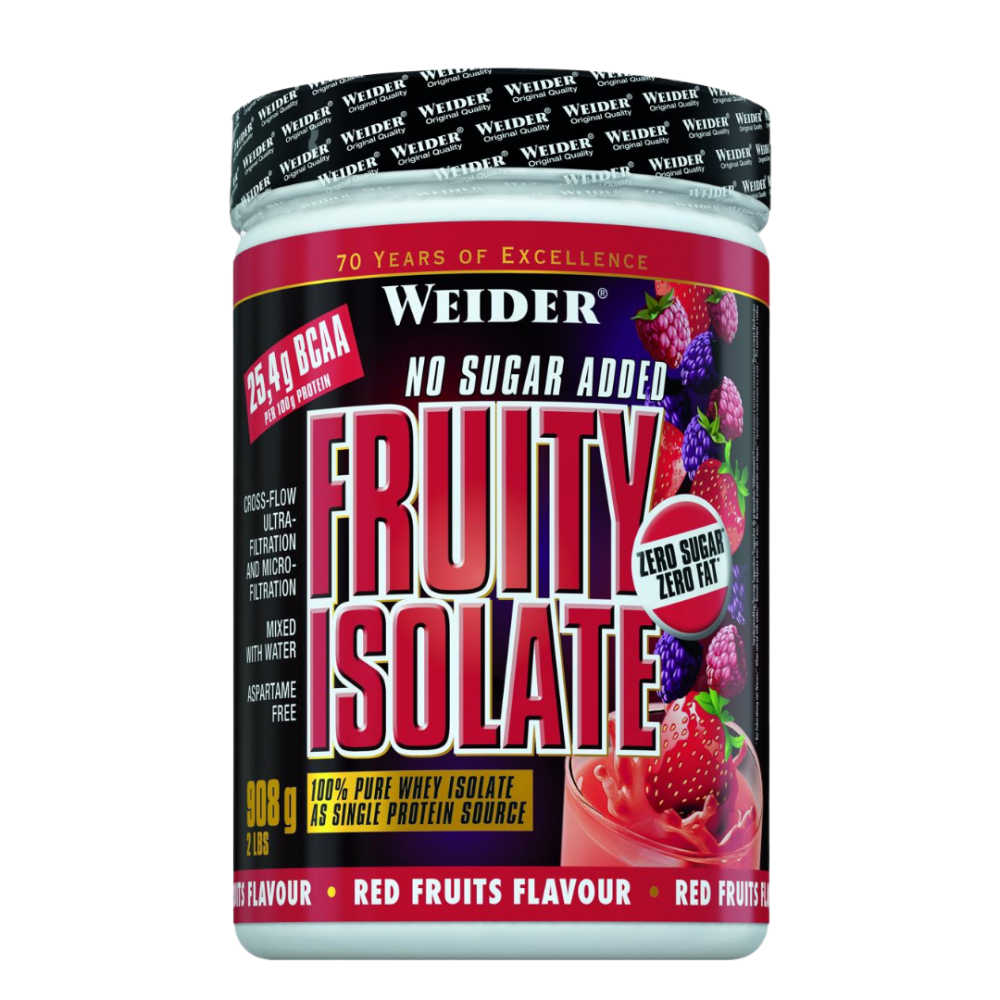 Weider - Fruity Isolate