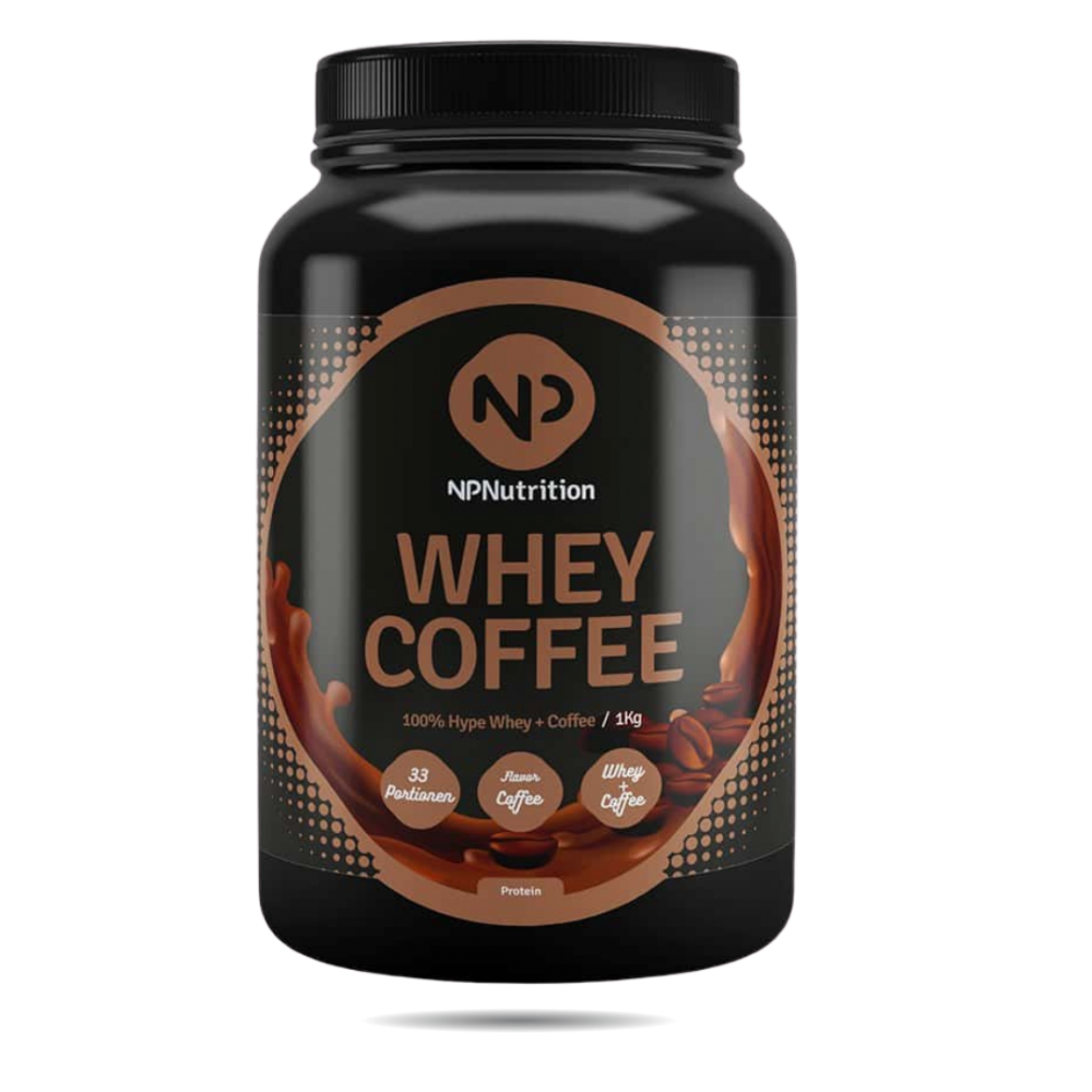 NP Nutrition - Whey Coffee